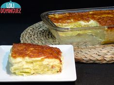 Puerto Ricans, Lasagna, Tiramisu, Side Dishes, Potatoes, Carne, Ethnic Recipes, Food, 3