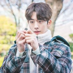 Nam Joo Hyuk ♡ #WeightliftingFairyKimBokJoo