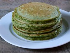 St. Patty's Day Pancakes Recipe