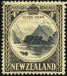 King George VI New Zealand 1935