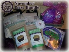 Mompact Ladies Night Out prize bundle -- Enter here: http://www.inspiredbysavannah.com/2012/11/starting-new-traditions-to-show-how.html  Ends 12/8