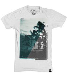 Destination White T-Shirt