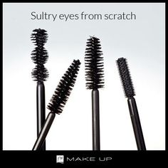 Mascara's voor diverse looks!