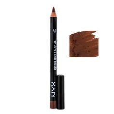 NYX Slim Lip Liner Pencil - Earth Tone