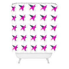 Gabi Ayelet Shower Curtain | DENY Designs Home Accessories