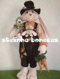 Stelinha куклы: Пасха