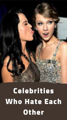 Celebrities Who Hate Each Other Celebs, Celebrities, Hate, Entertainment, Humor, Humour, Moon Moon, Celebrity, Foreign Celebrities