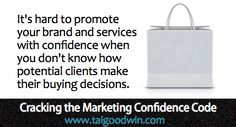 Know how your VIPs make buying decisions. www.taigoodwin.com