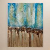 Found it at AllModern - Geraint Painting Print on Wrapped Canvas