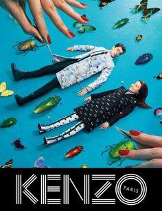Kenzo A/W 2013 - 987987