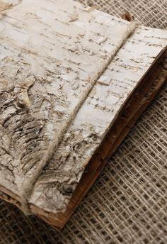 """Natural Birch Bark Sheets 20.5"""" long x 6.75"""" wide (6 Strips/pkg) $9.99 pkg/ 3 pkgs $9 each"""