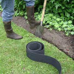 Kantopsluiting recycled rubber, 5 meter - Kantopsluiting - De Wiltfang
