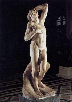 Σκλάβος που πεθαίνει (1513)