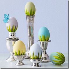 5 Last Minute Easter Ideas :: Simple and sophisticated :: FineCraftGuild.com