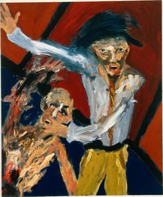 michael hafftka - Freedom of Speech 2000 oil on canvas 48 x Brooklyn Museum Of Art, Carnegie Museum Of Art, Neo Expressionism, San Francisco Museums, Freedom Of Speech, Museum Of Modern Art, Art World, Art Day, Figurative