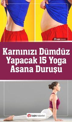 Karnınızı Dümdüz Yapacak 15 Yoga Asana Duruşu - Moda ve Sosyeteye Dair Exercise Fitness, Fitness Diet, Fitness Goals, Health Fitness, Pilates Workout, Butt Workout, Yoga Workouts, Exercises, Yoga Inspiration