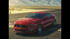 Good-Looking  Ford Mustang Redesign