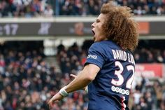 david luiz paris saint-germain psg x evian (Foto: AFP)
