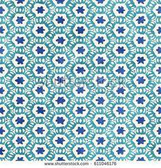 https://www.shutterstock.com/image-illustration/native-batik-watercolor-artistic-blue-white-611046176