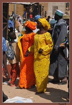 Colors of  Cameroon III - Tourou, Extreme-North