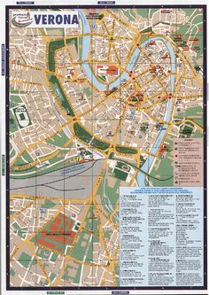Heidelberg Map Tourist Attractions Places Id Love to Visit