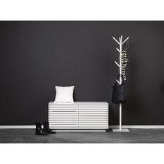 Twig Coat Hanger by designers AB Coat Hanger, Furniture Design, Storage, Buildings, Designers, Decorating Ideas, Home Decor, Purse Storage, Coat Racks