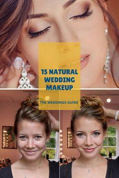 Natural Weddings Makeup Ideas #naturalmakeup Bushy Eyebrows, Natural Eyebrows, Best Wedding Makeup, Natural Wedding Makeup, Natural Make Up, Natural Looks, Contour Makeup, Look Younger, Makeup Ideas