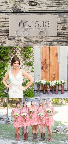 Rustic Chic Summer Ranch Wedding in Texas | WeddingWire: The Blog