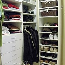 Master Bedroom Organization how to organize your closet men! on claudioingleton. home tips