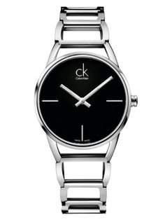 Calvin Klein Women's Watches Calvin Klein K3G23121 Stately Ladies Watch:Amazon:Watches