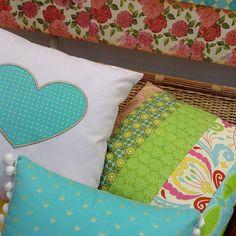 # # amor #almofada têxtil #almofadas #cushion #colorful #pillow #decor #homedecor # Decoração #home #homedecor #homedecoration # Coração