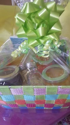 Makes Scents Gift Basket