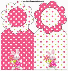 Easter in Pink: Free Party Printables.