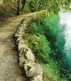 Plitvice National Park クロアチア