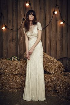 Jenny Packham Nashville - Bridal Collection 2017 - See the rest of the 2017 Bridal Collection from Jenny Packham here