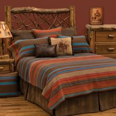 Tombstone II Bedding Set by Wooded River - WD24210-CK