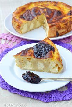 Túrós palacsintatorta French Toast, Pie, Breakfast, Food, Torte, Morning Coffee, Cake, Fruit Cakes, Essen