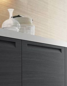 Handle routed - Poliform