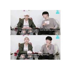 BTS Jimin and Suga x'D