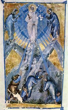 Homilies of Emperor John VI, Paris, Bibliotheque nationale de France, MS Gr. — c 1347 Raphael Angel, Archangel Raphael, King Painting, Papal Bull, Roman Mythology, Greek Mythology, Black Jesus, Byzantine Icons, Religious Icons