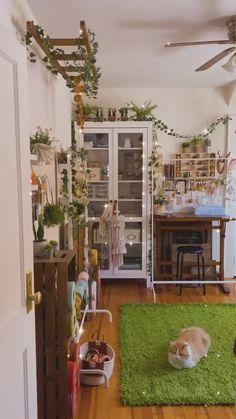 sacraluna(@sacralunajewelry) on TikTok: Finally got my grass rug !! #grassrug #fyp Indie Room Decor, Cute Room Decor, Aesthetic Room Decor, Indie Bedroom, Room Ideas Bedroom, Bedroom Decor, Bedroom Inspo, Room Ideias, Chambre Indie