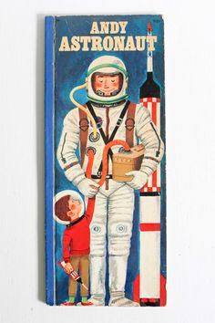 Andy Astronaut, A Golden Busy People Book, By Daphne Davis with Illustrations by…