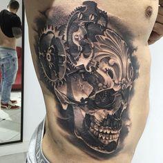 Skull & Cogs