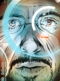 Clase Premier / Tony Stark by César Moreno, via Behance