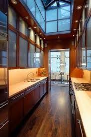 lighting for a galley kitchen - Google Search