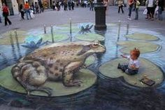 Image result for pavement art