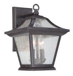 Aiken 2 Light Wall Lantern Light