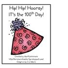 FREEBIE: This unit has a ton of activities! It includes:pictures and instructions for making 100th day crowns, snowflakes, chains, a 100 topping pizza, 10...