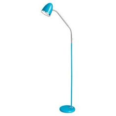 Kudo Floor Lamp Blue