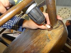 A professional furniture restorer shares her secrets on making repairs that last.
